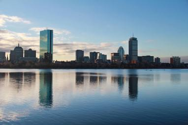 Morning on the Charles