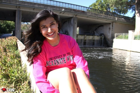 University of the Incarnate Word sweatshirt